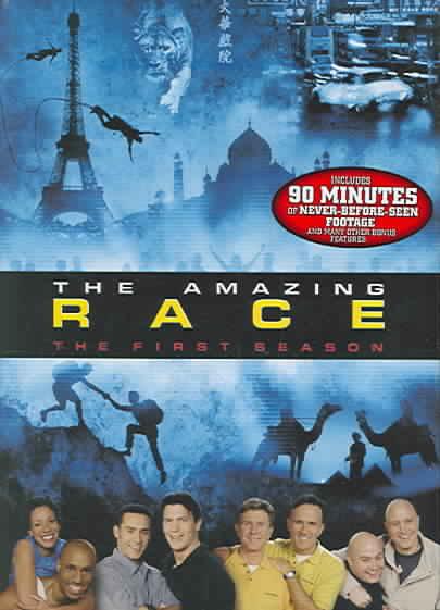 AMAZING RACE:FIRST SEASON BY AMAZING RACE (DVD)